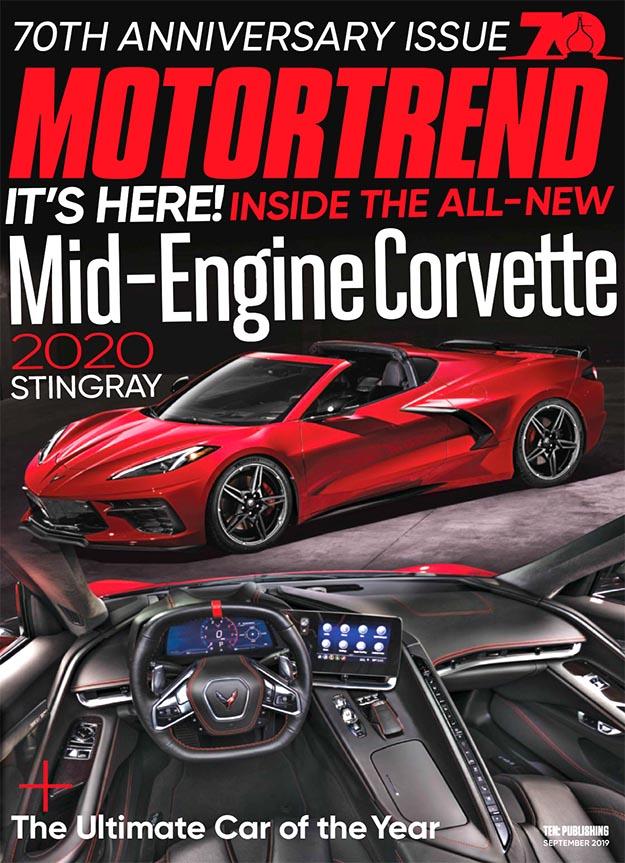 2019年9月motor trend杂志汽车趋势PDF电子杂志下载