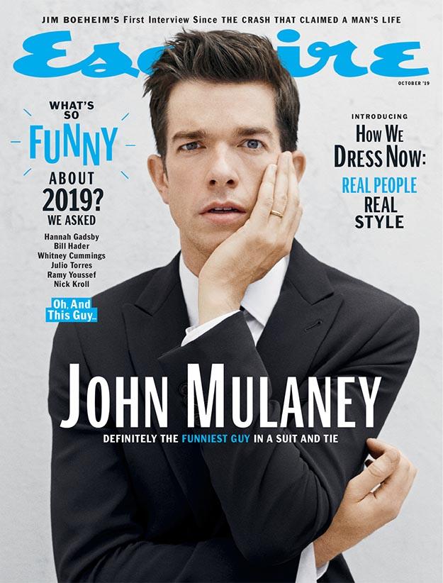 2019年10月Esquire杂志美国版PDF电子杂志下载