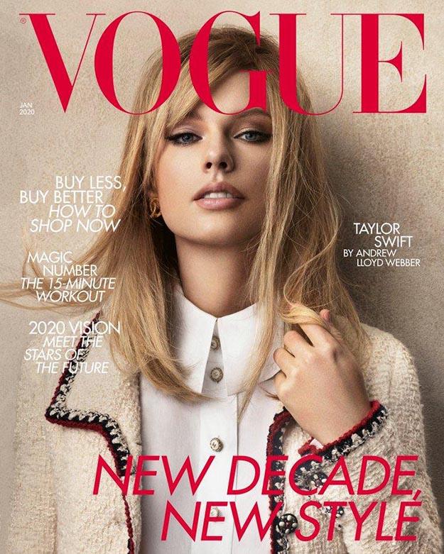 2020年1月vogue杂志英国版PDF电子杂志下载