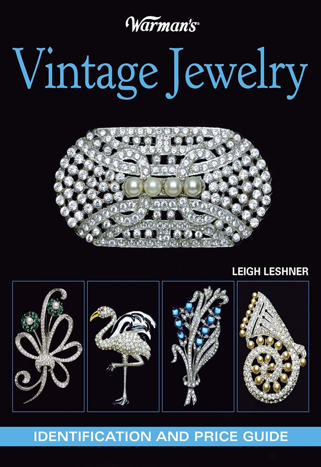 Warmans Vintage Jewelry Identification And Price Guide
