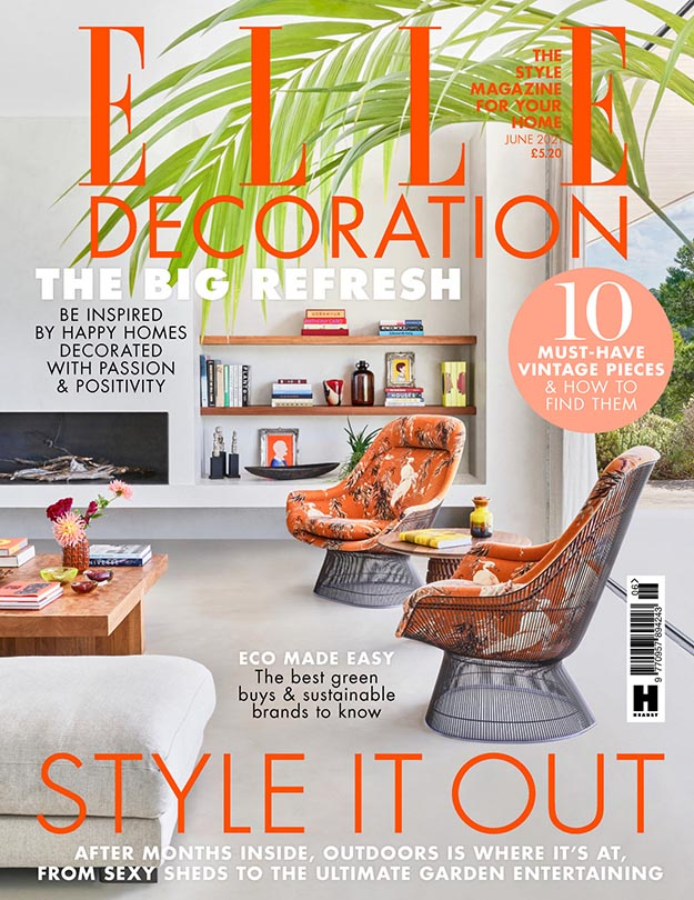 2021年6月Elle Decoration英国版PDF电子杂志下载