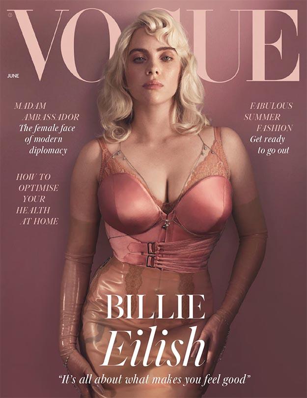 2021年6月Vogue英国版PDF电子杂志下载