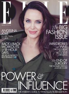 2019年9月ELLE杂志英国版PDF电子杂志下载