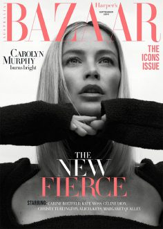 2019年9月Harper's Bazaar澳大利亚版PDF电子杂志下载