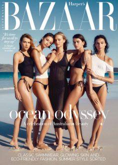 2019年12月Harper's Bazaar芭莎澳大利亚版PDF电子杂志下载