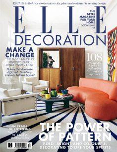 2020年10月Elle Decoration英国版 英国室内设计杂志下载