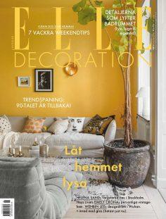 2020年10月Elle Decoration Sweden瑞典版 瑞典室内设计杂志下载