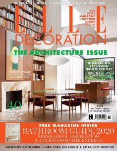 2020年11月Elle Decoration英国版 英国室内设计杂志下载