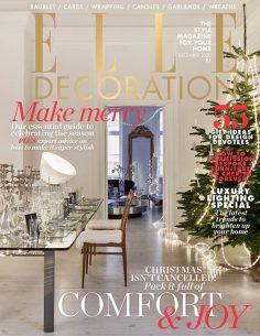 2020年12月Elle Decoration英国版 英国室内设计杂志下载