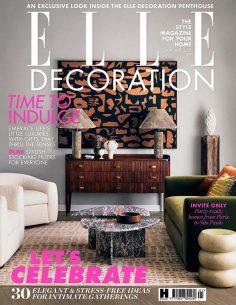 2021年1月Elle Decoration英国版 家居设计杂志下载