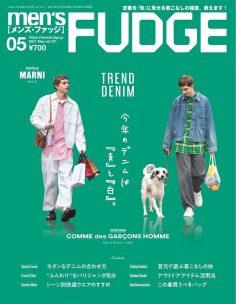 2021年5月Men's fudge PDF电子杂志下载
