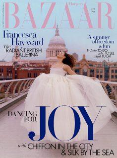 2021年6月Harper's Bazaar英国版PDF电子杂志下载