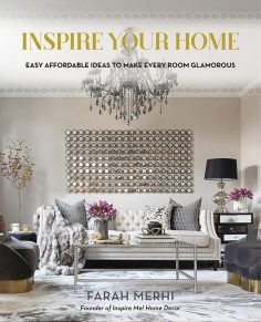 Inspire Your Home: Easy Affordable Ideas to Make Every Room Glamorous 室内设计英文电子书下载