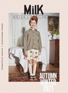 2021年Milk Kid's Collections秋冬 法国童装PDF电子杂志下载