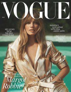 2021年8月Vogue英国版 PDF电子杂志下载